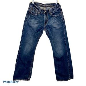 American Eagle 🦅 32x30 Low Rise Boot Cut Jeans